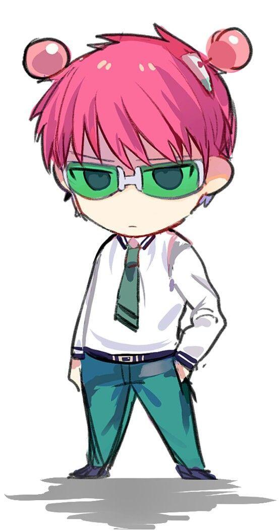 Related image   Saiki, Chibi, Kawaii anime