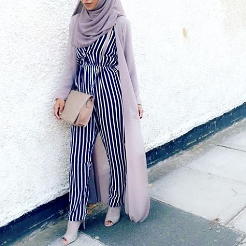 Hijab Fashion | Nuriyah O. Martinez | (@biba_trends)