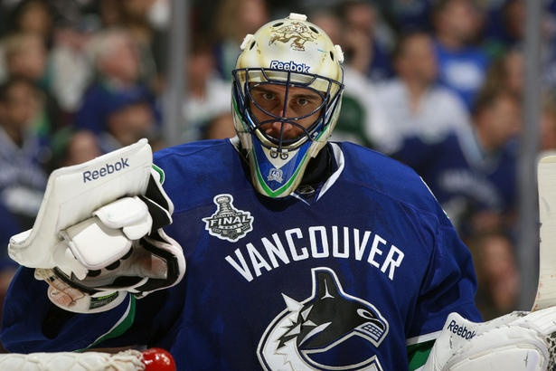 The Maple Leafs are the only NHL team seeking goaltending help that could Vancouver's Roberto Luongo and his massive contract.