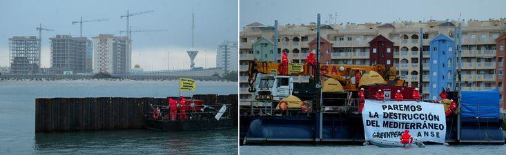 Restauración de Puerto Mayor