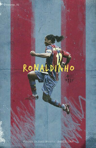10. One of the best of all time! Ronaldinho, FCB, FC Barcelona