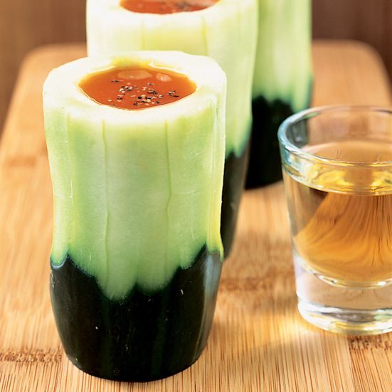 Sangrita is the traditional chaser for shots of tequila. This recipe comes from Arunas Bruzas, the bartender at the Adobo Grill in Chicago.    Coc...