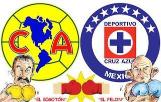 Blog de palma2mex : América vs Cruz Azul