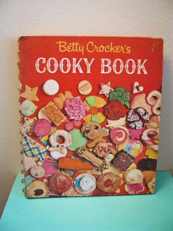 Betty Crocker Cooky Book First Edition As seen by timepassagesshop, $12.00