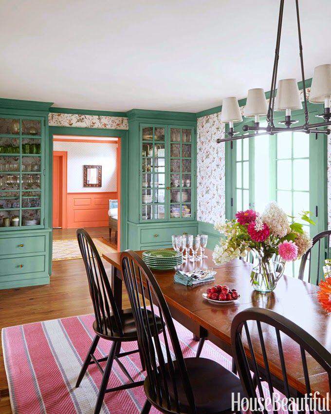 412 Best Dining Rooms Images On Pinterest