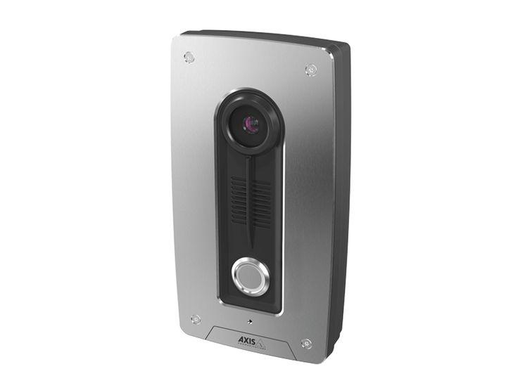 #AXIS #A8004-VE – Netzwerk-Video-Türstation  Die neue AXIS A8004-VE Netzwerk-Video-Türstation zur Identifizierung und Zutrittskontrolle ermöglicht Anwendern eine unkomplizierte Erweiterung der Einheit in ein bestehendes Sicherheitssystem. Auf Basis einer offenen API (Application Programming Interface), ist die Netzwerk-Video-Türstation besonders für HD-Video, Zwei-Wege-Kommunikation und für die Zutrittskontrolle aus der Ferne geeignet.  Mehr Info's unter https://g