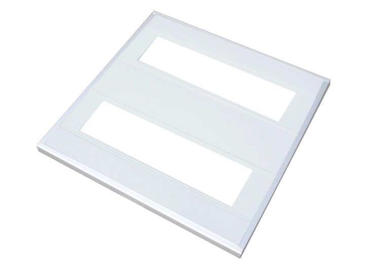 NOVA-2-CW | Exled's efficient two panelled ceiling light