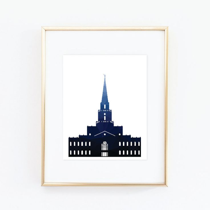 Houston Temple, LDS Temples, House of the Lord, LDS Printable, LDS Prints, Lds Wall Art, Lds Instant Download, Lds minimalist, Lds Modern by QuotableStuff on Etsy