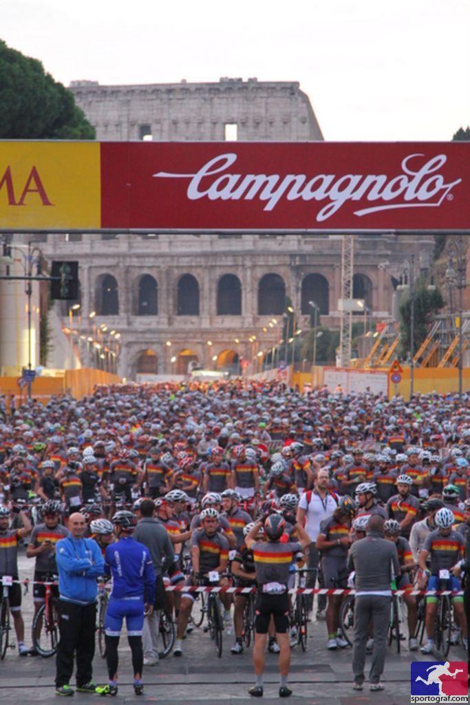#granfondoroma, much more than a traditional marathon! Project management by #TriumphGroupInt http://www.granfondoroma.com/