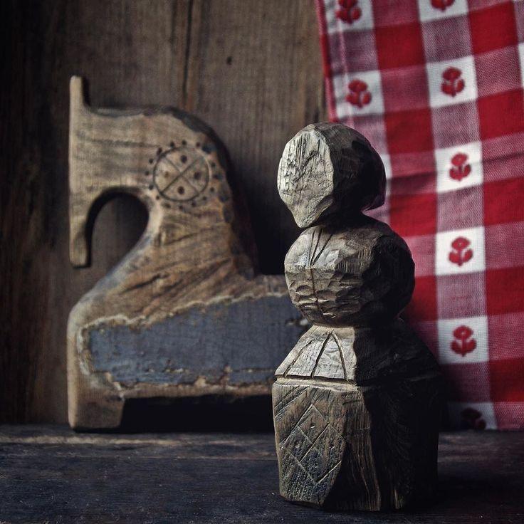кукла панка из дерева нашем сайте