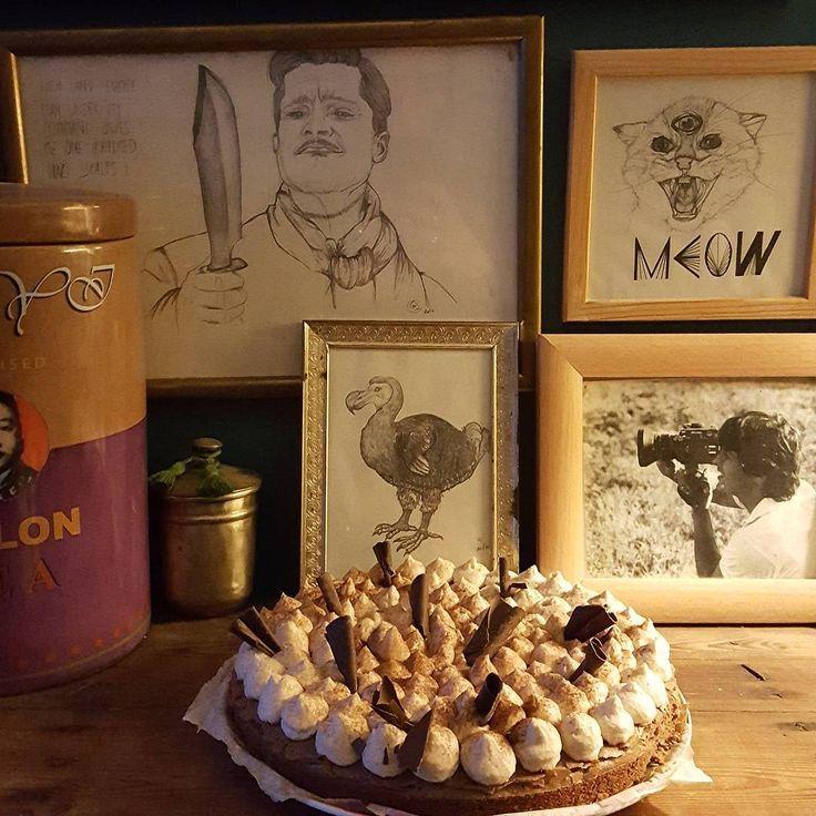 ■ FOOD ■ vegan et bouffe tout  Cuisine chez Wally's Coffee 19 Place Philippe Lebon - Lille demouletoncakecm@gmail.com