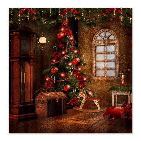 Christmas bathroom decor fun fashionable home for Fun decorations for christmas