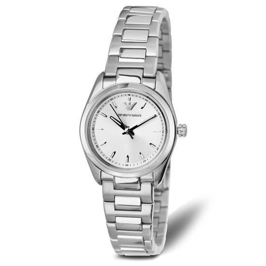 Zegarek Emporio Armani, 1205 PLN www.YES.pl/53468-zegarek-emporio-armani-TC33606-S0S00-000000-000 #jewellery #Watches #BizuteriaYES #watch #silver #elegant #classy #style #buy #Poland