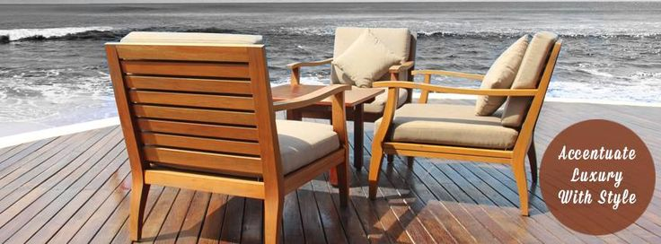 Outdoor furniture is an important part of your home if you are living in areas like Delhi, Noida, Hyderabad, Lucknow and cities that enjoy warm climates in few months. This sort of furniture can be utilized in backyards or even patios, and is helpful when you have people round for barbecues or just for a chit-chat.
