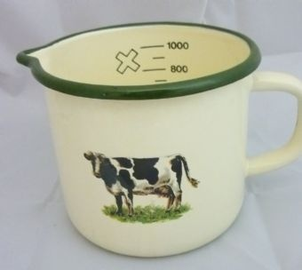 Cow Measuring Cup.