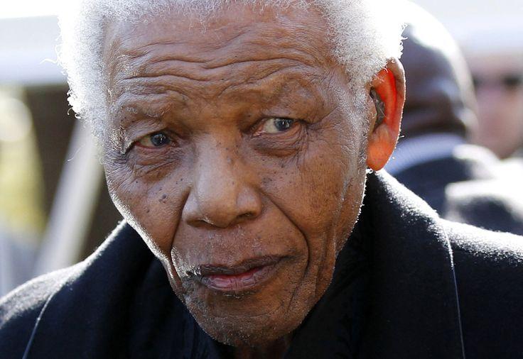 Nelson Mandela est mort à 95 ans