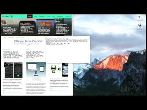 Come installare OS X El Capitan in una chiavetta USB | appleiDea