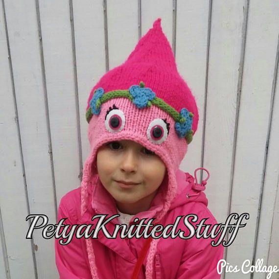 Poppy Troll Hat Princess Poppy Trolls Hat Troll Hat