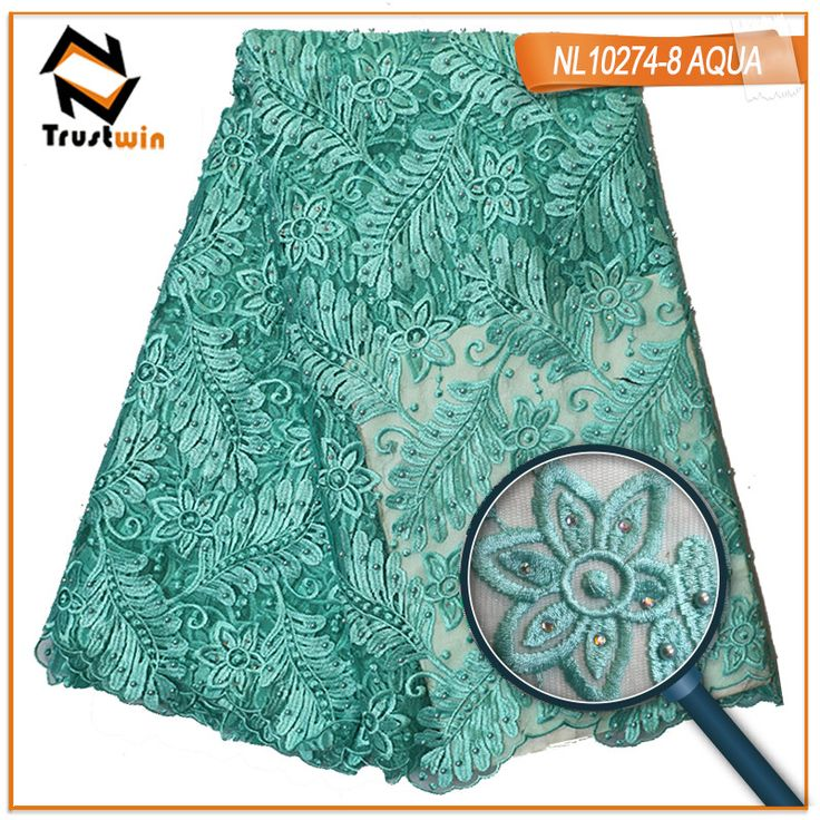 Trustwin камни кружева ткани NL10274pi6 3D цветок ткани для свадебное платье африканский принт ткань для платья купить на AliExpress