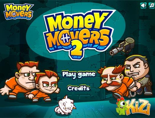 Money Movers 2 is a free Adventure Games. Here you can play this game online for free in full-screen mode in your browser for free without any annoying AD