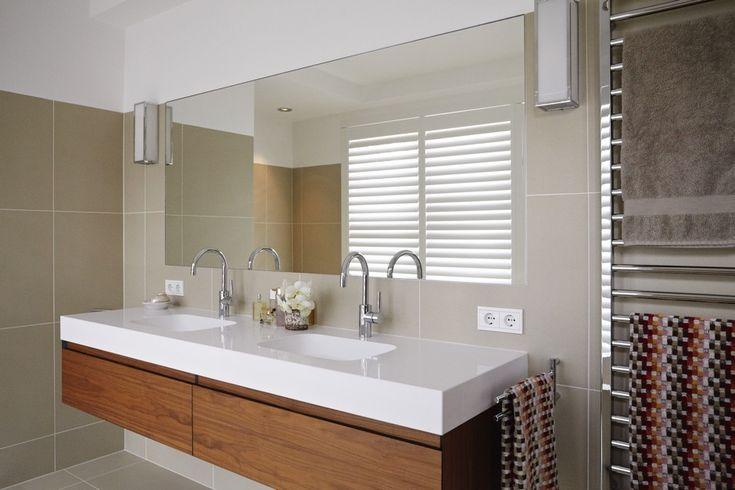 Bathroom  - Interiordesign by  Evelijn Ferwerda & Rachel van Dullemen