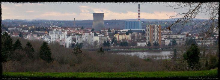 patrimoine de montceau les mines   Photo - Montceau les Mines - 06 Decembre 2008