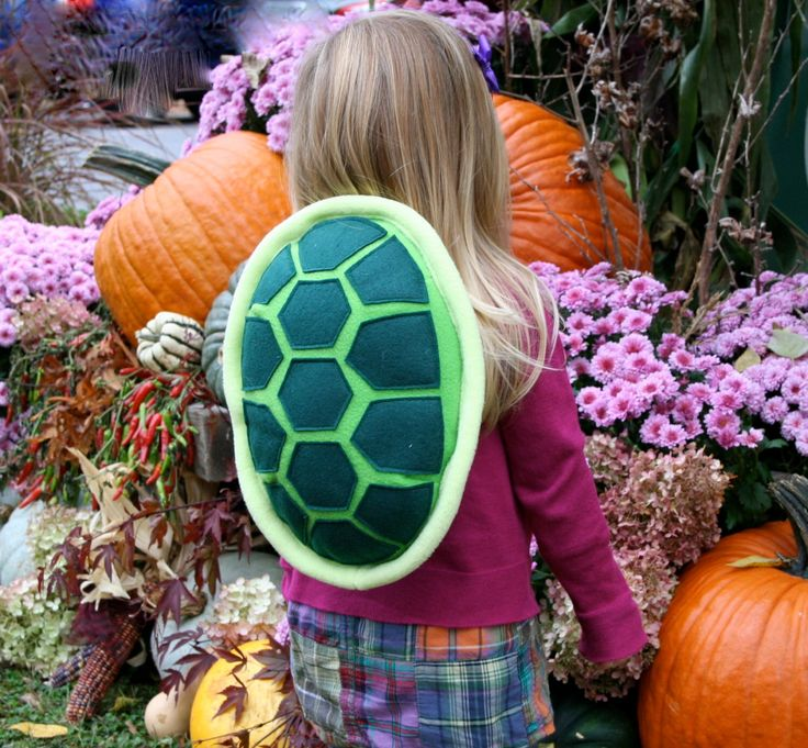 Turtle Shell Costume for Toddlers by NaturallyCraftyShop on Etsy https://www.etsy.com/listing/210799432/turtle-shell-costume-for-toddlers