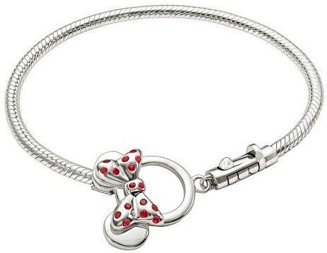 ThePerfectPearDesigns.com - Chamilia Disney - Minnie Toggle Bracelet, $100.00