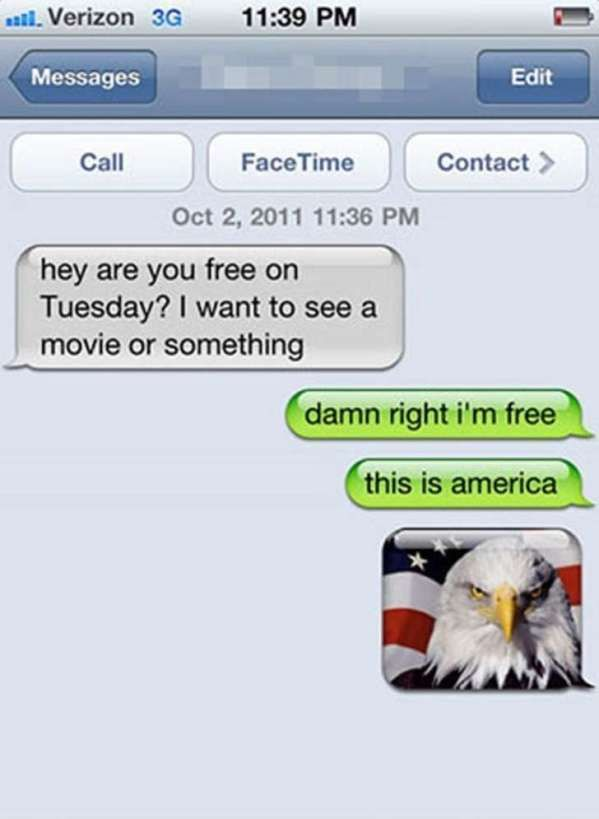 The Most Perfect Wrong Number Texts