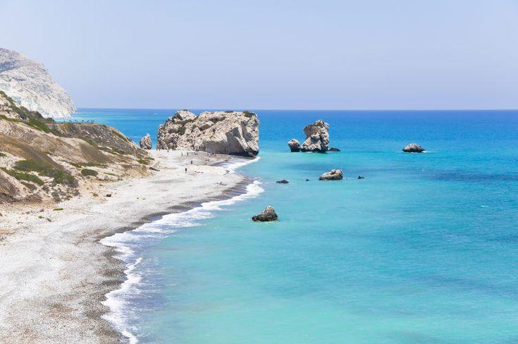 Кипр, Пафос, скала Афродиты