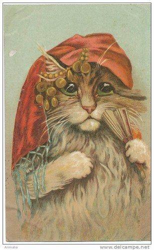 Le CHAT en Carte Postale ancienne de collection par Cartofolia - Photo 56 : Album photo - aufeminin.com : Album photo - aufeminin.com - aufeminin