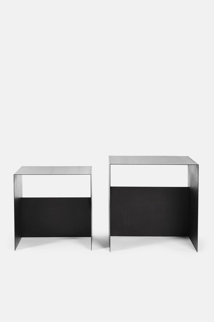Guido Nesting Tables by Antonino Sciortino