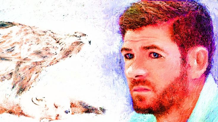 Steven George Gerrard スティーヴン・ジョージ・ジェラード サッカー・プレミアリーグ/リバプールFC所属の選手をお絵描きしました。  Gerry & The Pacemakers - You'll Never Walk Alone http://youtu.be/OV5_LQArLa0