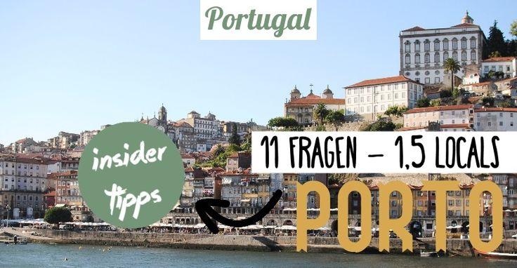 Inside Tipps rund um Porto - direkt von Locals!