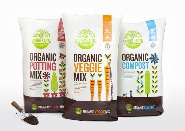 Organic   #packaging