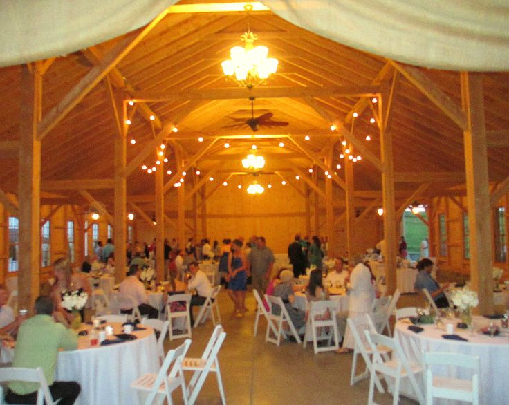 Great Barn Wedding Venue In White Hall MD Pond View Farms