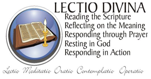 """Lectio Divina - """"Seek in reading and you will find in meditating; knock in mental prayer and it will be opened to you by contemplation.""""from the Catechism of the Catholic Church  (number 2654) quoting  Guigo the Carthusian, (Scala Paradisi:PL 40,998. )    ~I think that is the best one line summary of prayer that I have ever heard."""