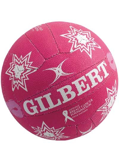 I love the pink ball! And it has the cancer sign on it!!! It's so nice!