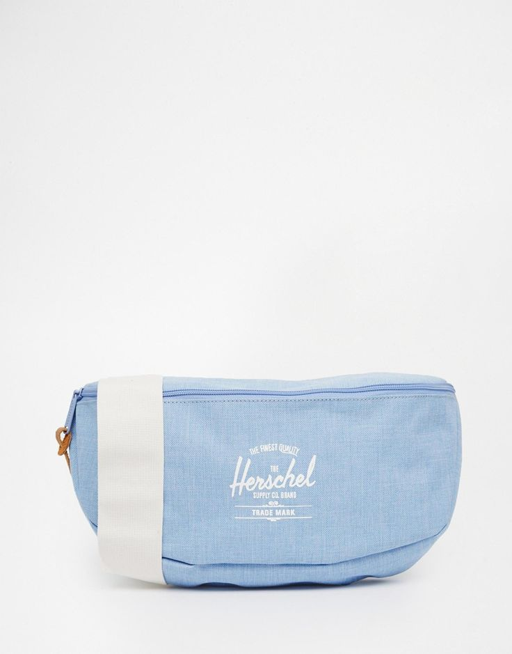 Herschel Supply Co Bumbag in Chambray Blue