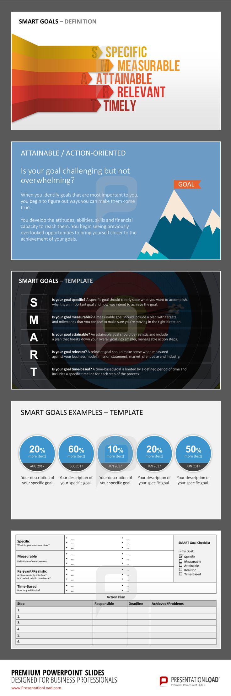 55 best SMART ZIELE // POWERPOINT images on Pinterest | Goal ...