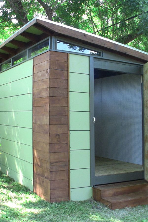 Simple Garden Shed transformation designs for your garden project