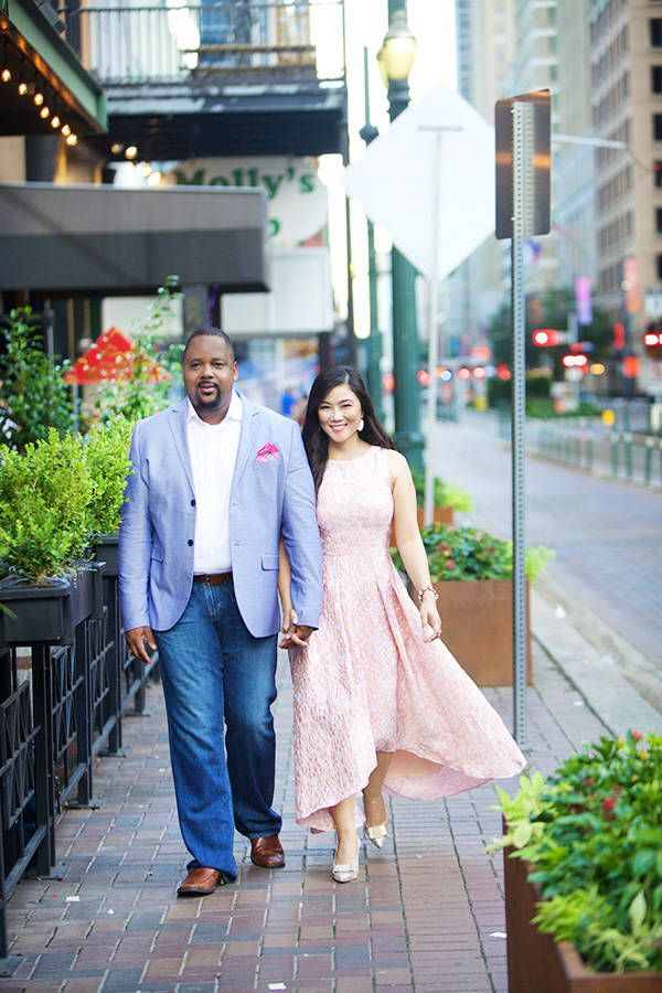 Engagement Session Part 1 and My Thoughts on Inter Racial Dating