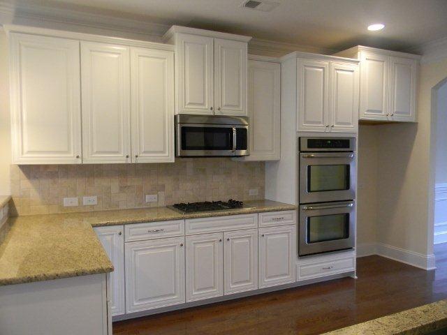Superb Timberlake Sierra Vista Painted Linen Cabinets. Kitchen Backsplash Board #13