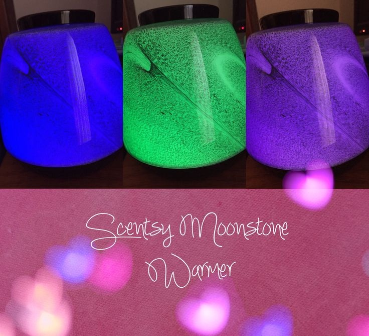 Scentsy moonstone warmer  #scentsy #moonstone