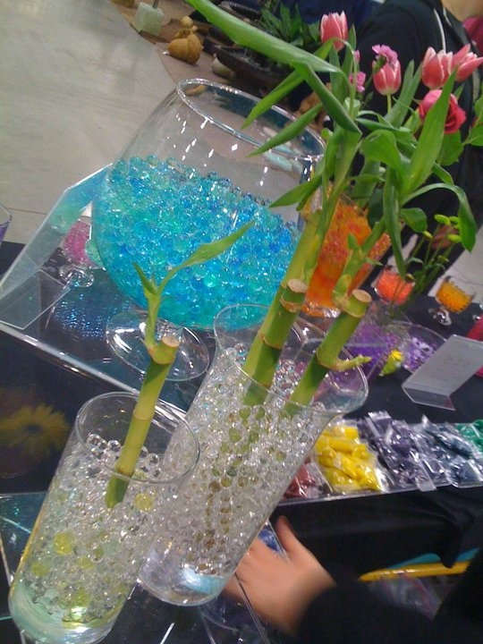 Images about water bead decorating ideas on