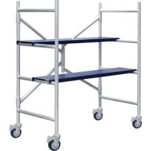 mini scaffold for getting higher above subjects