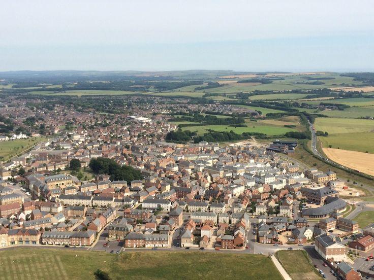 Poundbury, Dorset, UK