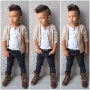 Cool kids & boys mohawk haircut hairstyle ideas 24