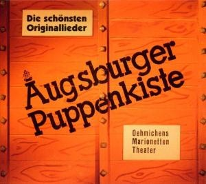 Augsburger Puppenkiste - Oehmichens Marionetten Theater - beliebtes Fernsehprogamm in den 60ern ---- German TV program with puppets for children