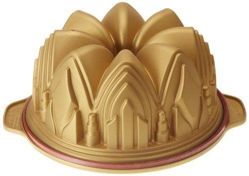 Silikomart Silicone Cathedral Cake Pan